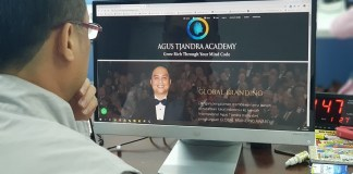 Berbasis Teknologi, Agus Tjandra Academy Pandu Seseorang Raih Kesuksesan