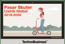 Skuter Listrik jadi Tren. Berapa Nilai Pasarnya? – TechnoBusiness Insights