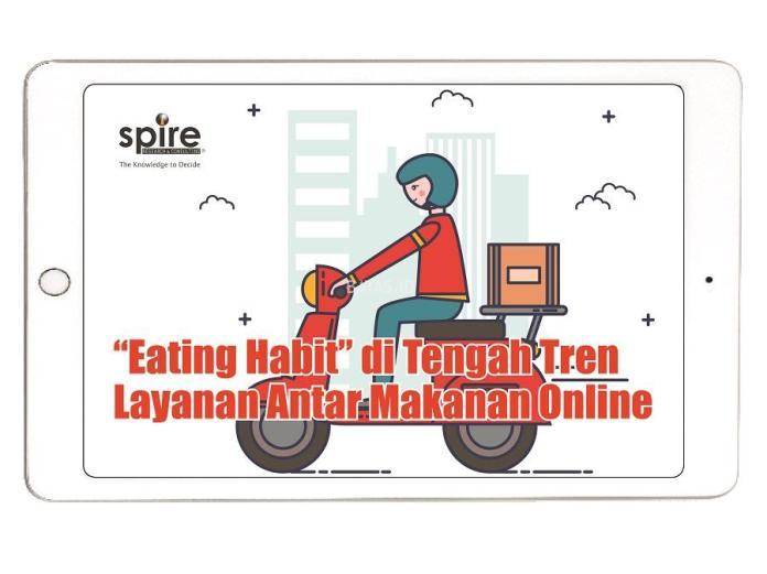 """""""Eating Habit"""" di Tengah Tren Layanan Antar Makanan Online – Spire Insight"""