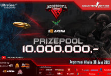 Indoesports League CS:Go X DA Arena Kembali Digelar – TechnoBusiness ID