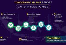 Tokocrypto Catatkan 4 Milestone Selama 6 Bulan Pertama 2019 – TechnoBusiness ID
