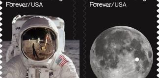 Keren! Perangko 50 Tahun Pendaratan ke Bulan – TechnoBusiness ID