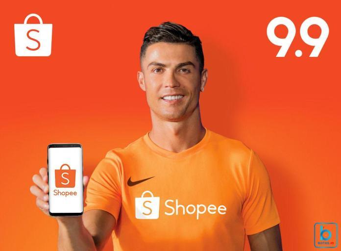 Wow, Cristiano Ronaldo jadi Duta Shopee – TechnoBusiness Star