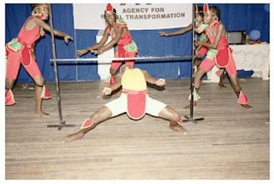 tari limbo afrika barat