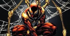Uma roupa irada para o Aranha!!!!