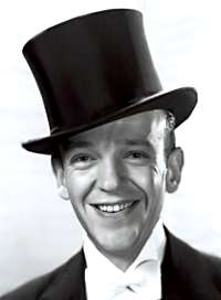 Fred Astaire, o maior sapateador de todos os tempos.