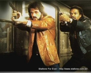DaSilva e Fox. Policiais casca grossa