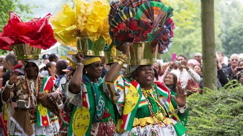 Keti Koti: herdenking afschaffing slavernij 2015 staat in teken van activisme