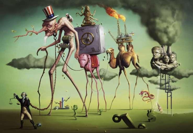 De neoliberale agenda
