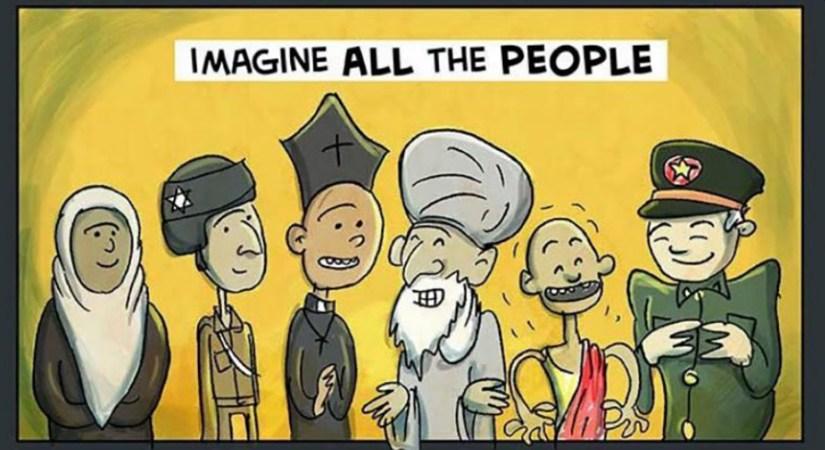 De afschaffing van godsdienstvrijheid (en een aantal andere principes voor een betere toekomst)