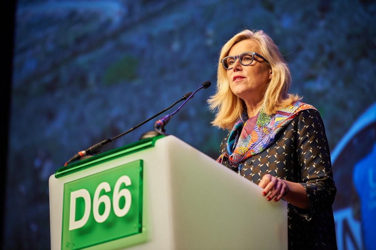 Sigrid Kaag en de ultrazionistische paniek