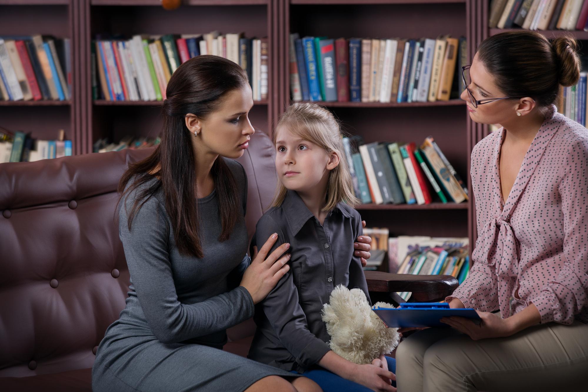 Can DSS Interview My Minor Children? - Raleigh Divorce Lawyers