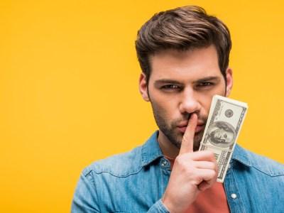 Spouse Hiding Money