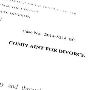 absolute divorce packet