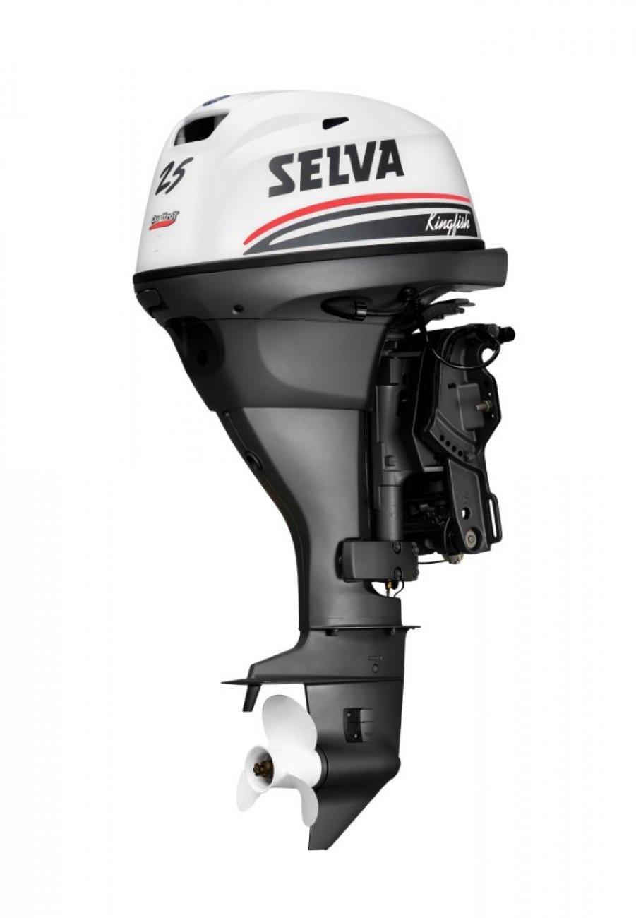 Vente Selva 25 Cv Kingfish Neuf Moteur De Bateau Hors Bord En Saone Et Loire France Youboat Fr