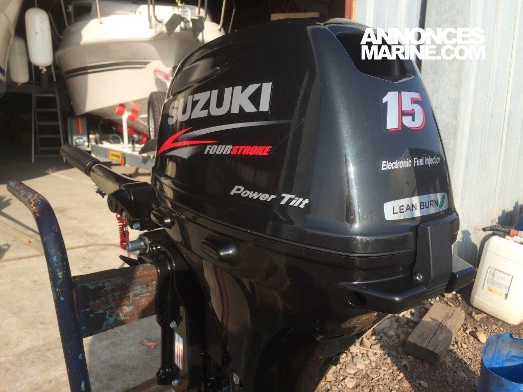 Suzuki 15 Cv Moteur Hors Bord Neuf A La Vente Vendee N 3899