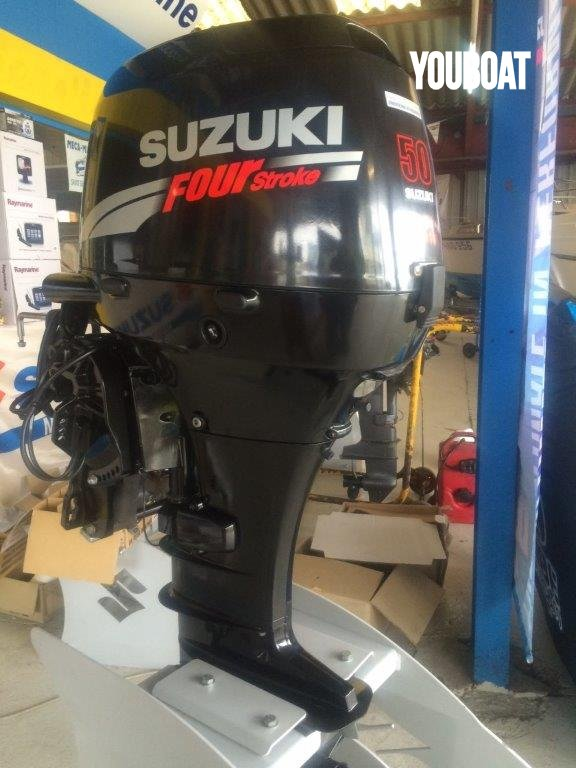 Vente Suzuki Df 50tl Occasion Moteur De Bateau Hors Bord En Vendee France Youboat Fr