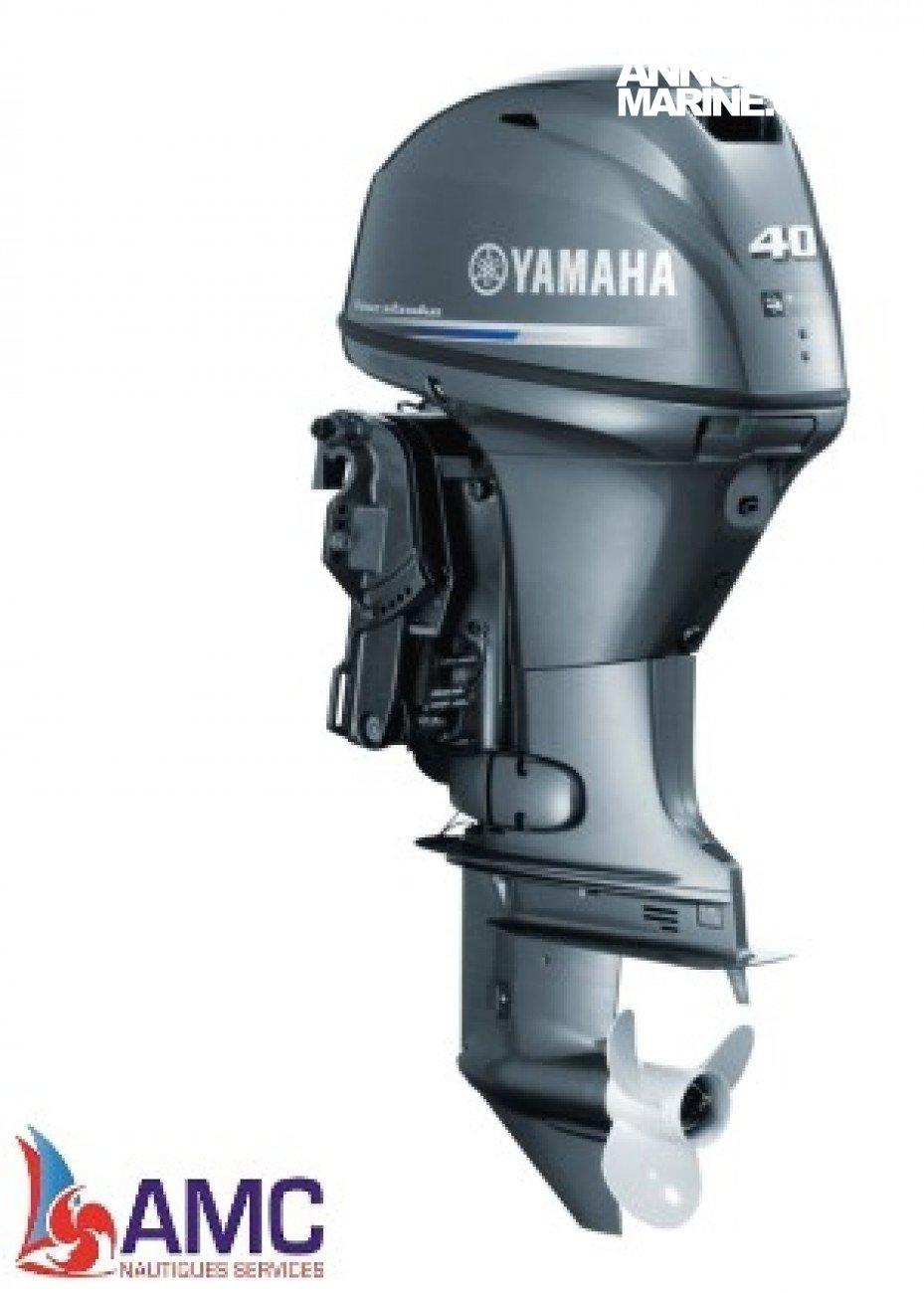 Yamaha 40cv F40 Fehdl Moteur Hors Bord Neuf A La Vente Gironde N 4543