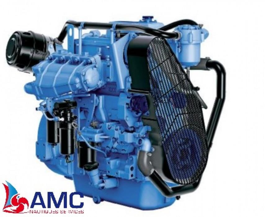 Nanni N5 200 Cr2 New By Atlantique Marine Construction