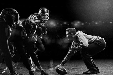 "Wilson X Football ""The Line"""