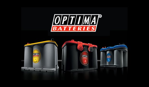 Gama baterias Optima RedTop YellowTop BlueTop