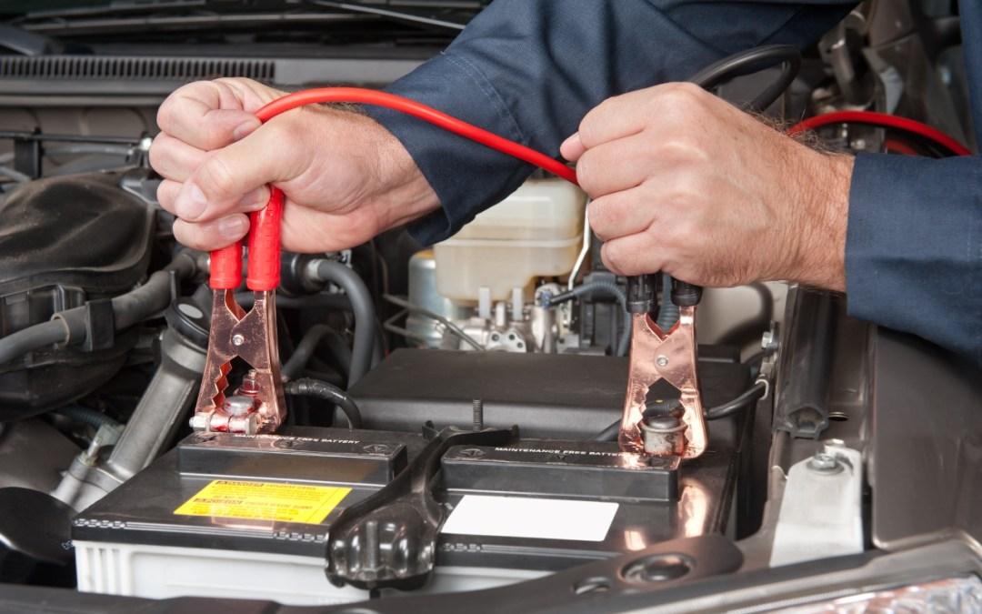 Como manter a bateria do seu carro funcionando bem