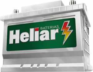 Bateria Automotiva Heliar