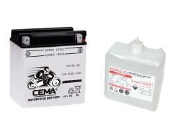 Batería de moto YB10L-B   Plomo ácido CB10L-B2