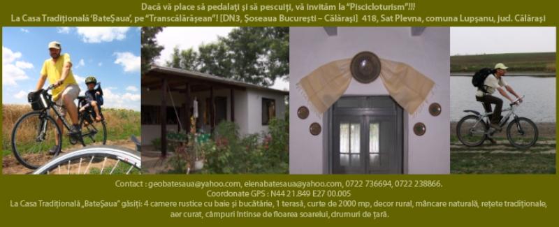Casa Traditionala BateSaua