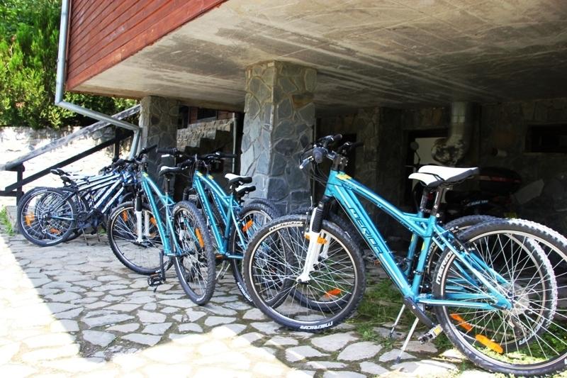 Biciclete noi la BateSaua