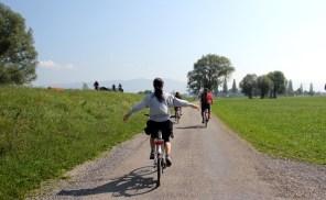 scoala echilibrului pe bicicleta