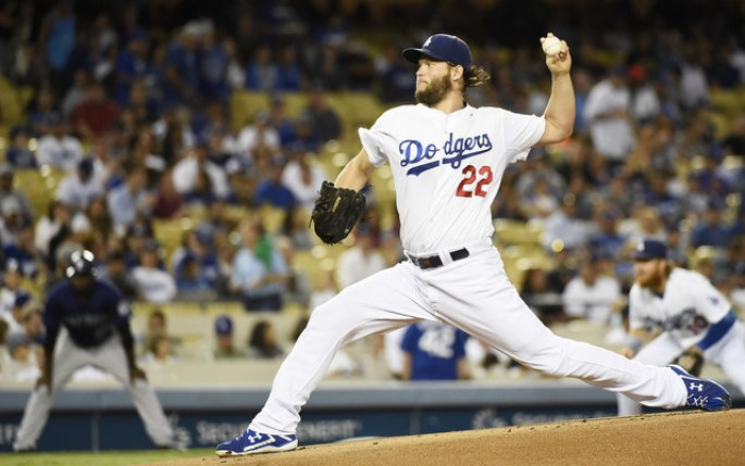 MLB: Colorado Rockies at Los Angeles Dodgers