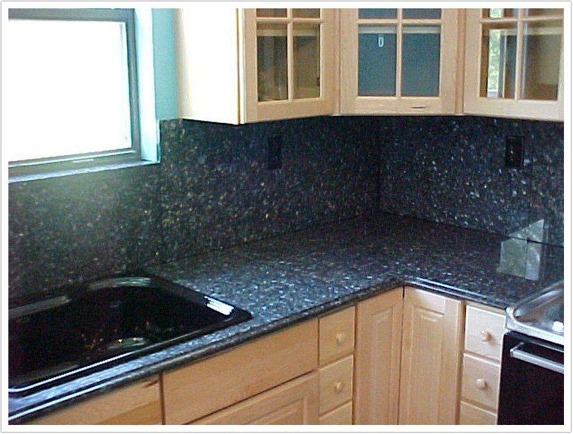 Deep Blue Pearl Granite Denver Shower Doors Amp Denver Granite Countertops