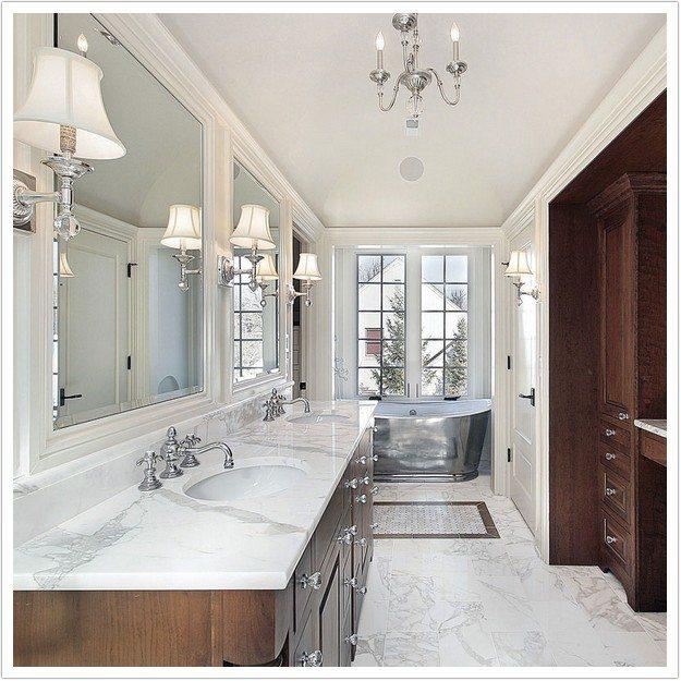 Calacatta White Marble Denver Shower Doors Amp Denver