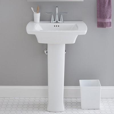 bathroom pedestal sinks bath emporium