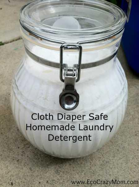 DIY – Cloth Diaper Laundry Detergent
