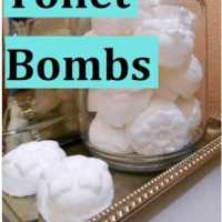 DIY - Toilet Bath Bomb