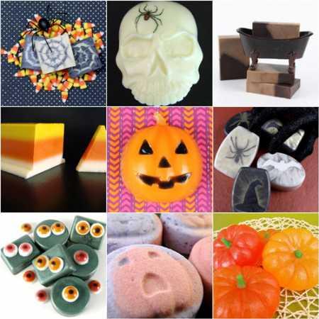 Halloween-soap-recipes-roundup- Mosiac