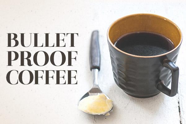DIY – Bullet Proof Coffee