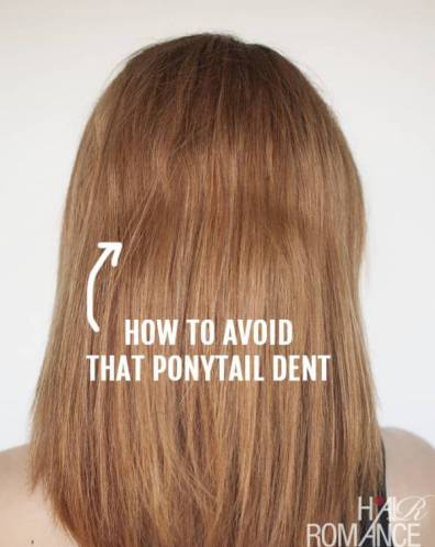 Hair-Romance-how-to-avoid-that-ponytail-dent-in-your-hair