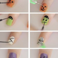 DIY Halloween Nail Art Designs You Can Try Yourself