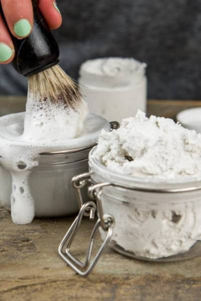 shaving cream-recipe