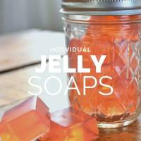 DIY Jelly Soaps