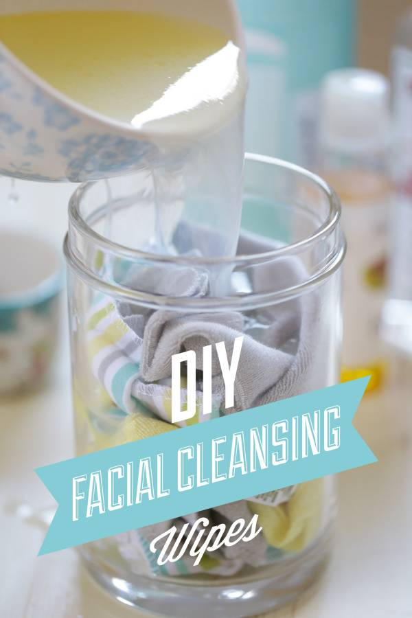 Diy Re Usable Face Wipes Bath And Body