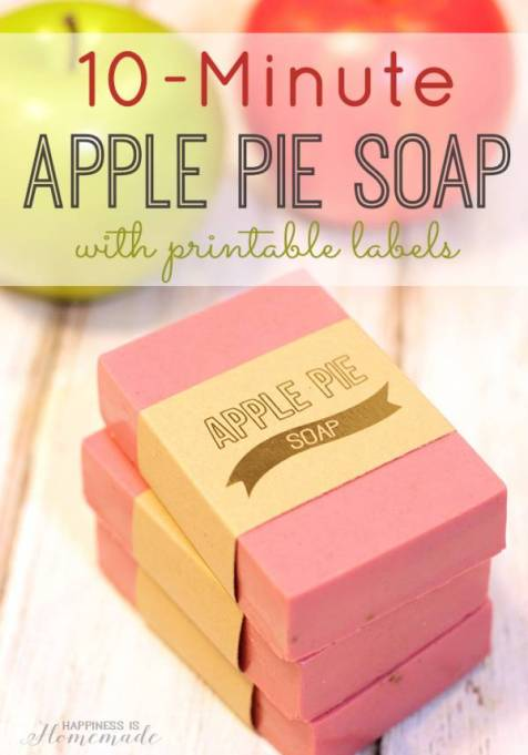 10-minute-apple-pie-soap-with-printable-labels