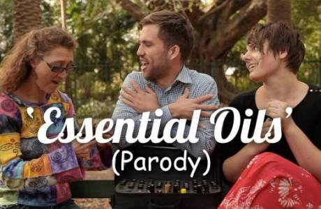 "Essential Oil Parody for ""Royals"""
