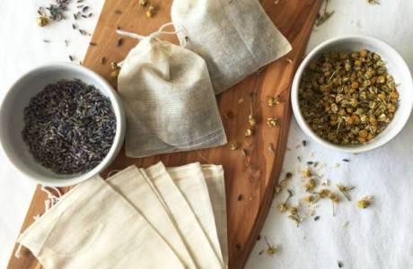 Herbal Bath Tea Bags