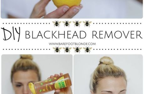 2 Ingredient Black Head Remover