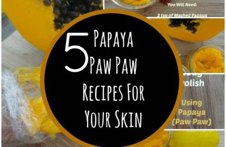 Papaya Recipes For Your Skin