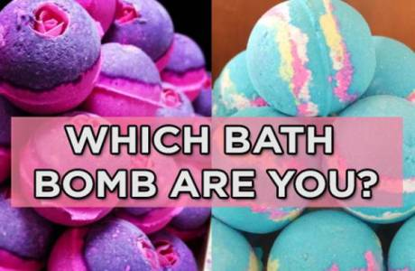 Which Bath Bomb Are You?